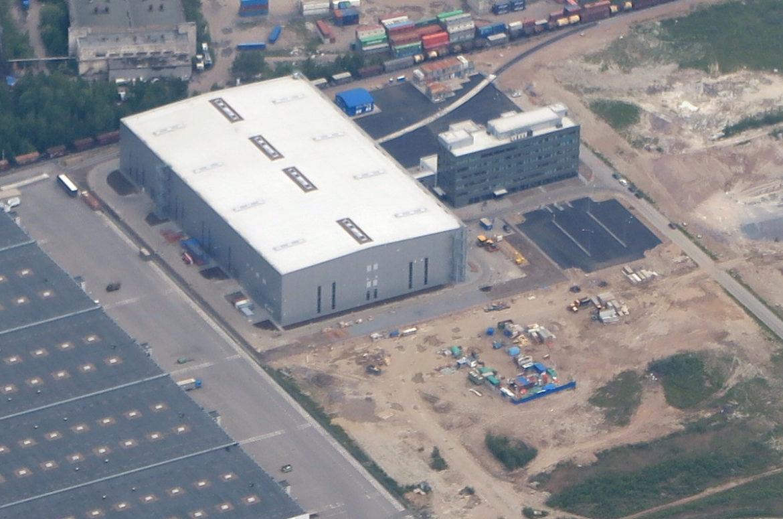 Завод по производству газовых турбин