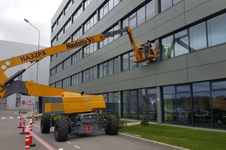 Модернизация здания административно-бытового корпуса