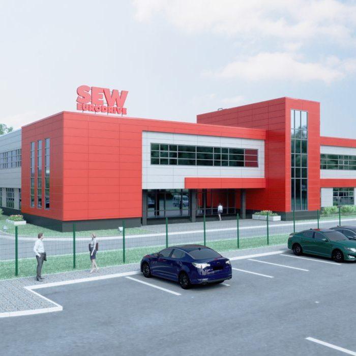 Центр приводной техники СЕВ-Евродрайф
