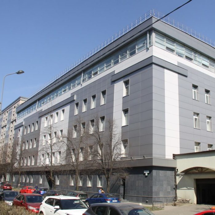 Industrial and administrative building of WERTEKS JSC
