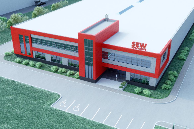 Центр приводной техники СЕВ-Евродрайф, НСК